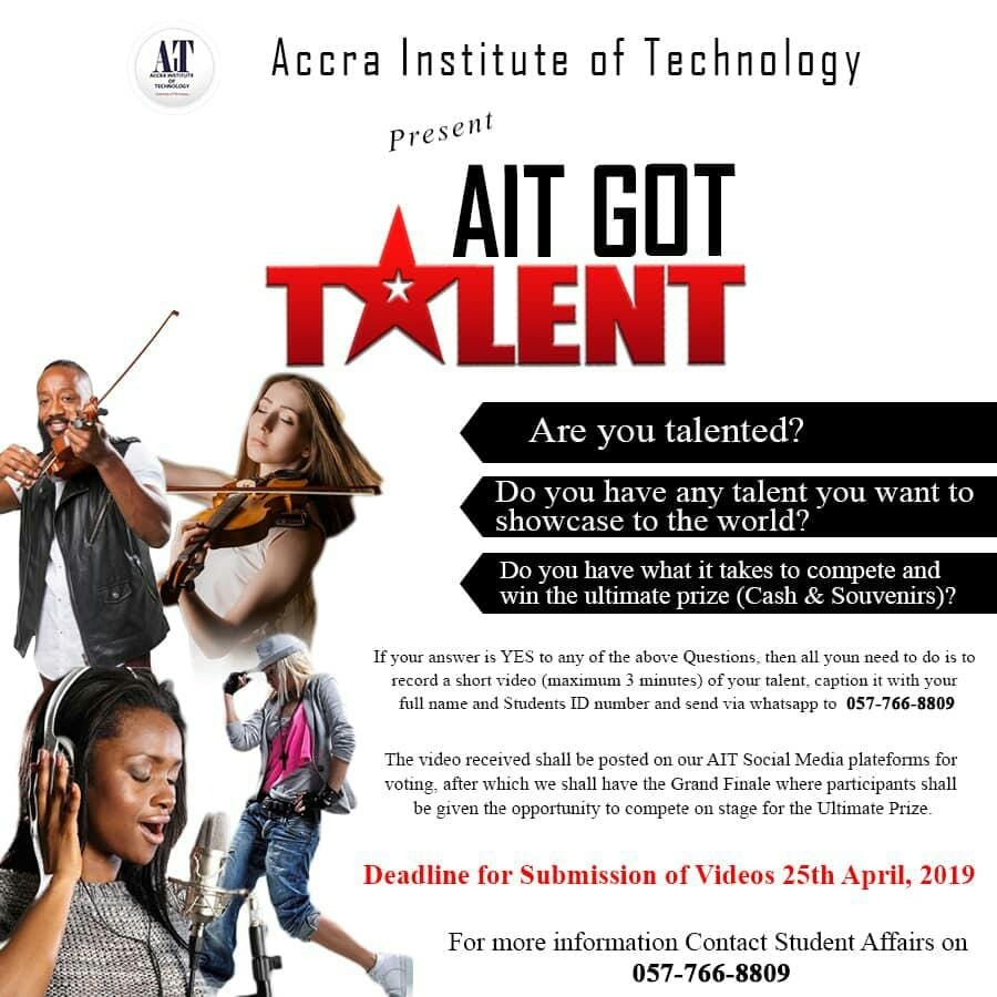 AIT Got Talent (AGT)