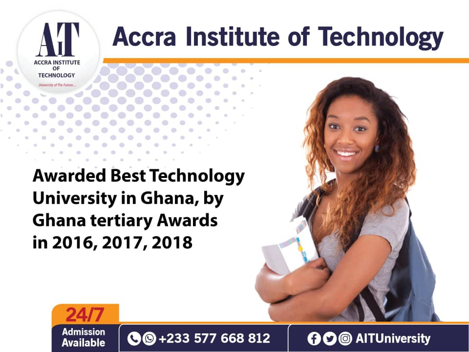 Best technology university in Ghana